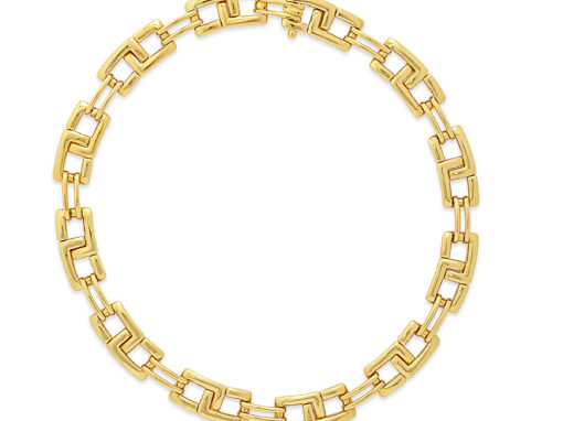 Tiffany Yellow  Gold Necklace